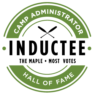 Camp Administrator Hall of Fame Inductee: The Maple - Most Votes
